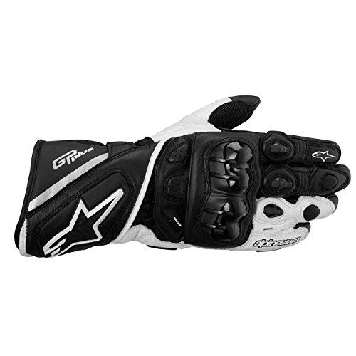 Alpinestars GP Plus - Handschuhe, Farbe schwarz-weiss, Größe M / 8