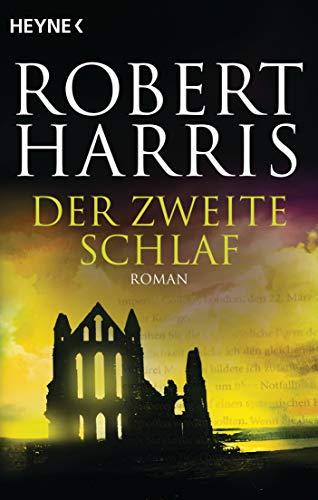 Buchseite und Rezensionen zu 'Der zweite Schlaf: Roman' von Robert Harris