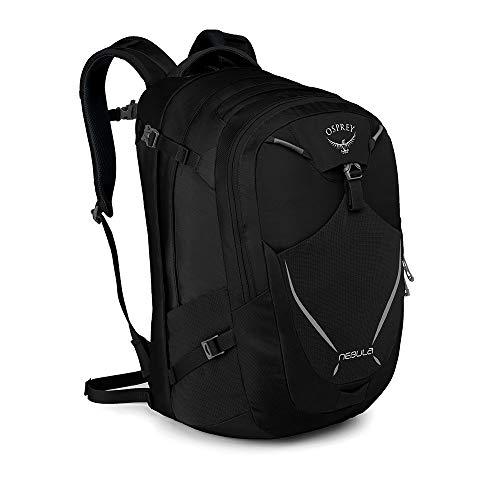 Osprey Nebula 34 Men's Everyday & Commute Pack - Black (O/S)