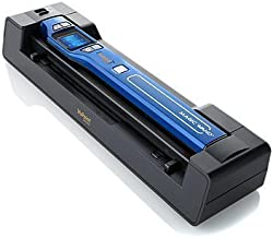 Vupoint Magic Wand Document/Photo 2-in-1 Portable Scanner & Auto-Feed Dock, 1.5 Preview LCD with 1200 DPI, Rechargeable Battery (PDSDK-ST470BU-VP)
