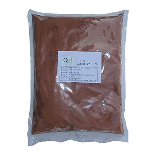 桜井食品 有機ココア 1kg 2袋セット