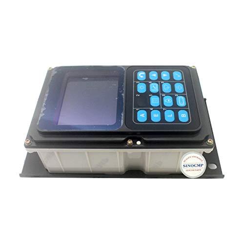 Escavatore monitor 7835–12–3007–Pannello Sinocmp strumento cluster cluster calibro per Komatsu PC200–7PC210–7PC360–7parti, 1anno di garanzia
