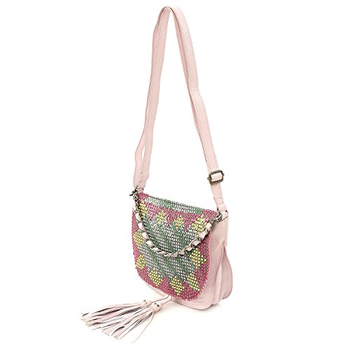 Tyoulip Sisters Tasche - The Ethnic Field - Summer Rose