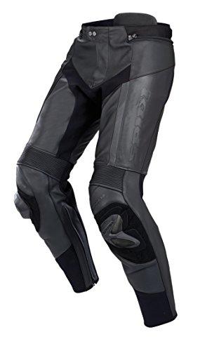SPIDI Leder Motorradhosen RR Pro, Schwarz, Größe 44