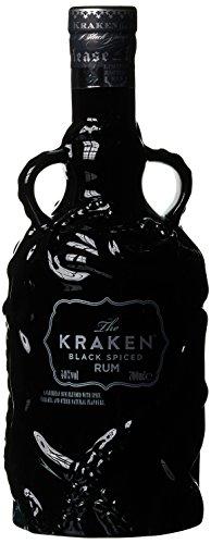 The Kraken Black Spiced Rum Spiced (1 x 0.7 l)