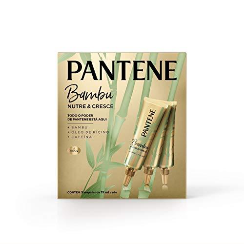 Kit Ampola Pantene Bambu 3x15ml (45ml)