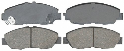 Raybestos SGD465AC Service Grade Ceramic Disc Brake Pad Set