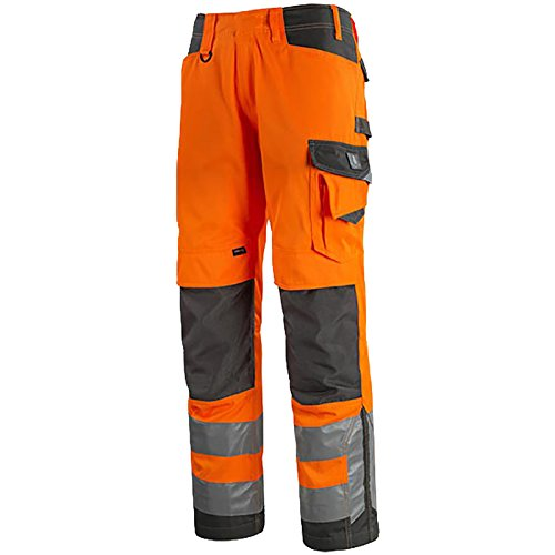 Mascot 15579860-14010-90C49 Pantalon Kendal Taille L90cm/C49 orange/noir-bleu
