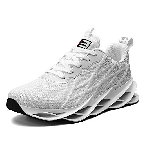 Zapatos para Correr Tenis para Hombres Calzado Deportivo Casual Running Gym Outdoor...