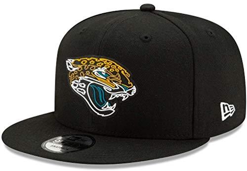 New Era - NFL Jacksonville Jaguars 2020 Draft Official 9Fifty Snapback Cap - Schwarz Farbe Schwarz, Größe One Size