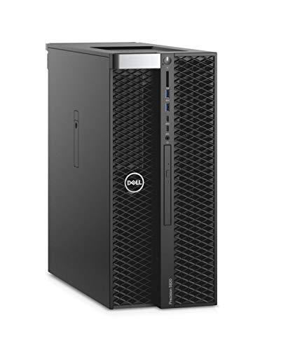 Dell Precision Tower 5820-321-BDCQ - 950W - Xeon W-2145 Octo-Core mit 3,7 GHz, 64 GB DDR4 ECC, 512 GB Solid State Drive, Nvidia Quadro K5200 8GB GDDR5, DVD RW, Windows 10 Pro