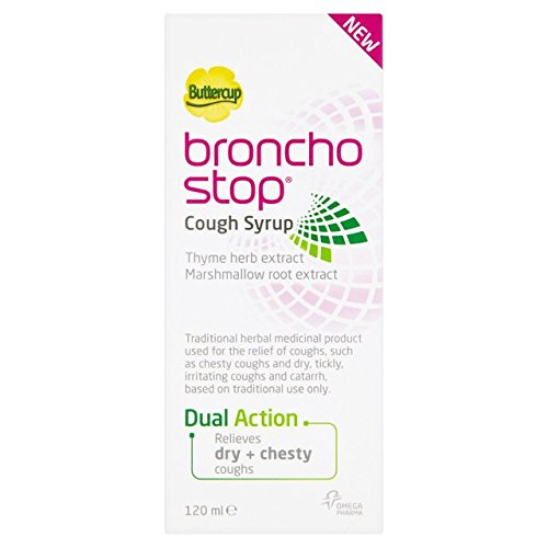 Broncho-Stop 120ml Sirup 120ml
