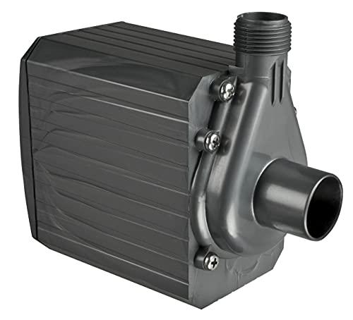 Danner Manufacturing, Inc. DNR02750 Pondmaster Pond-Mag, Magnetic Drive Water Pump, 2400 GPH, 02750, Grey