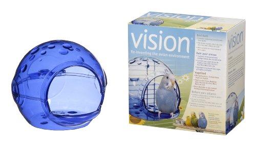 Vision Bird Bath, Parakeet Bird Cage Accessory, 83380A1