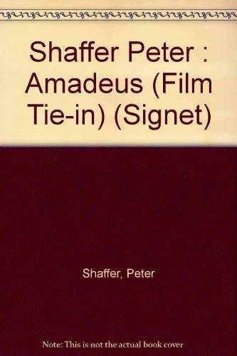 Shaffer Peter : Amadeus (Film Tie-in) (Signet)