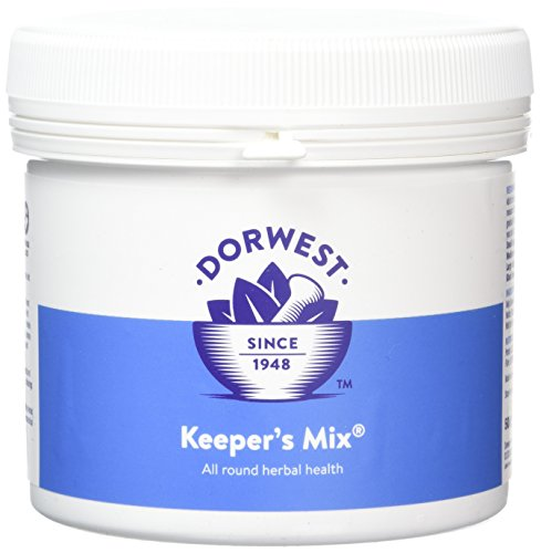 Dorwest Herbs Keepers Mix Powder for Dogs and Cats 500g