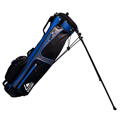 Longridge Sac Weekend Trepied Leger Golf Marine/Argent 6'