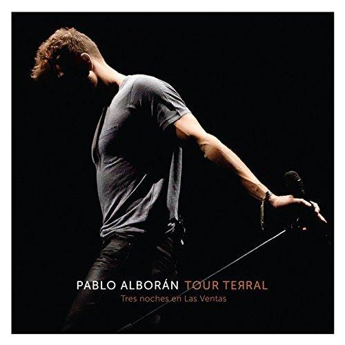 Tour Terral (Tres Dias En Las Ventas)(CD/DVD) by Pablo Alboran (2015-11-06)
