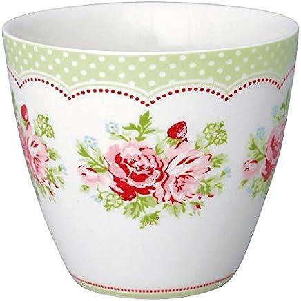 Preisvergleich für GreenGate- Latte Cup- Mary White