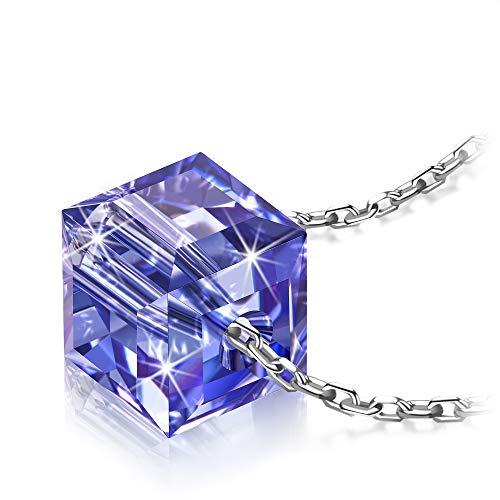 Alex Perry Cadeau collier femme argent bijoux pas cher bijoux femme idee cadeau femme original bijoux femme swarovski cadeau maman idee cadeau ado fille cadeau rigolo anniversaire