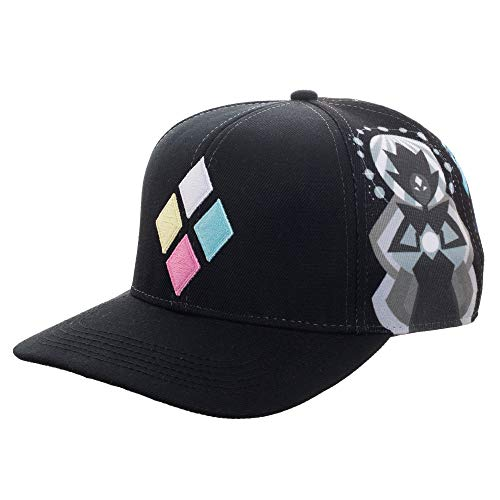 STEVEN UNIVERSE - Diamond Authority Hat Black