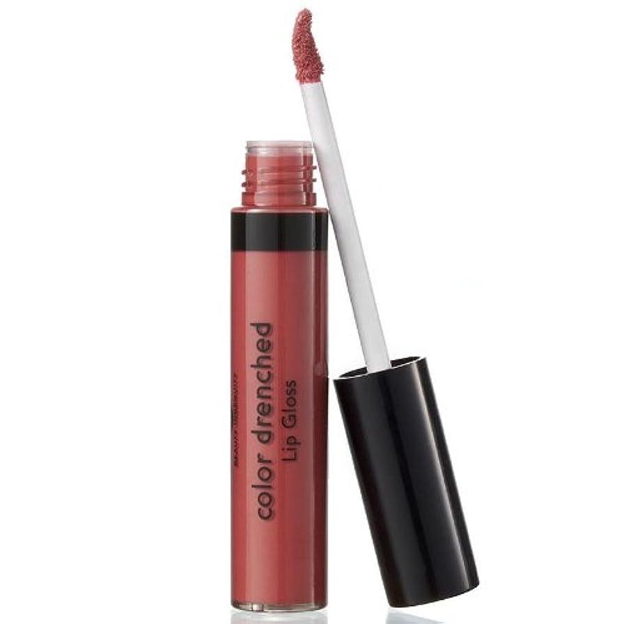 想定レプリカジョージエリオットローラ?ゲラー Color Drenched Lip Gloss - #Brandy 9ml/0.3oz並行輸入品