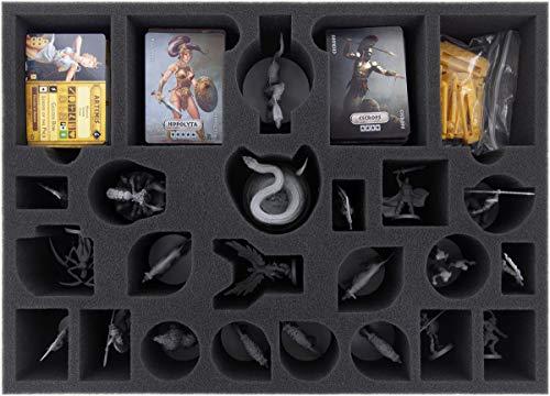 AYMECJ065BO-schuimbakje dat compatibel is met Mythic Battles: Pandora's Doos 2