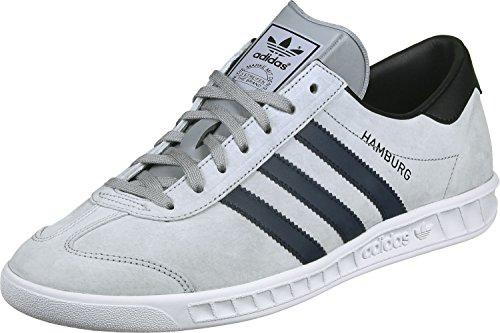 adidas Hamburg Schuhe 4,0 grey/navy