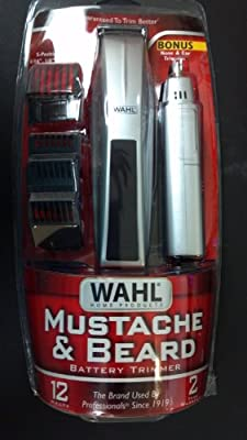 Wahl Mustache and Beard