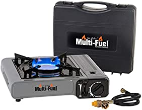 can cooker multi-fuel burner