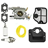 New Carburetor carb Compatible with Jonsered 2036 2040 CS2040 Chainsaw + Free Useful Ebook