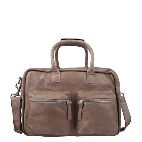 Cowboysbag The College Bag Elephant Grey Laptoptas 1380-000135