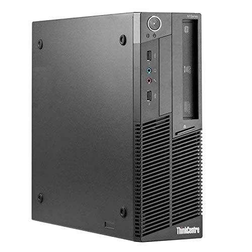 Lenovo PC ThinkCentre M90 SFF Intel i5-650 RAM 8GB Disco 1TB Windows 10 WiFi (Reacondicionado)