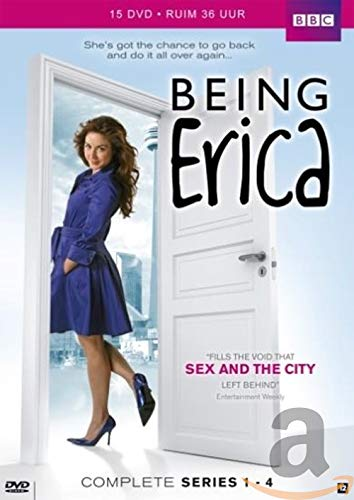 Being Erica-Komplette Serie 1-4 [IMPORT]