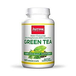 professional Jarrow Formulas Green Tea, Cardiovascular and Immune Support, 500 mg, 100 Capsules