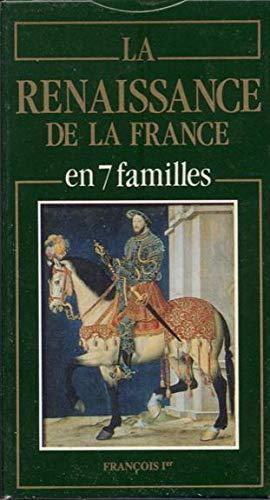 Jeu renaissance de la France. 56 cartes