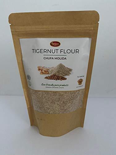 Chufa Molida - Harina de Chufa - Tigernut Flour (500 g)