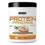 Weider Protein Pancake Mix Vainilla. Tortitas de harina de avena integral, enriquecidas con...