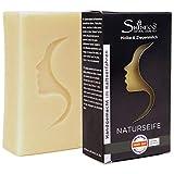 Skineco Naturseife | nachhaltige Ziegenmilchseife mit Molke | Stück Seife für trockene...