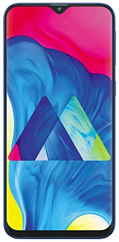 Samsung Galaxy M10 M105M 16GB Unlocked GSM Phone w/Dual 13 MP & 5 MP Camera - Ocean Blue