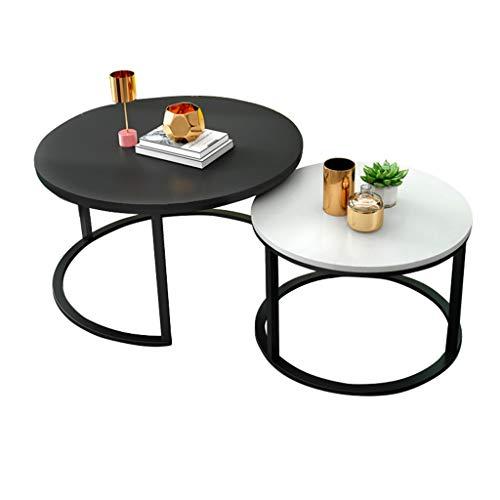 Muebles Auxiliares de Salon Modernos Marca LHNLY-Mesas de centro