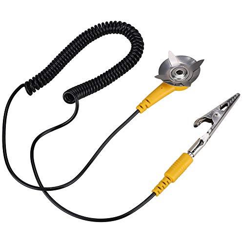 Cable de tierra antiestático, cable eléctrico antiestático antiestático para línea de seguridad