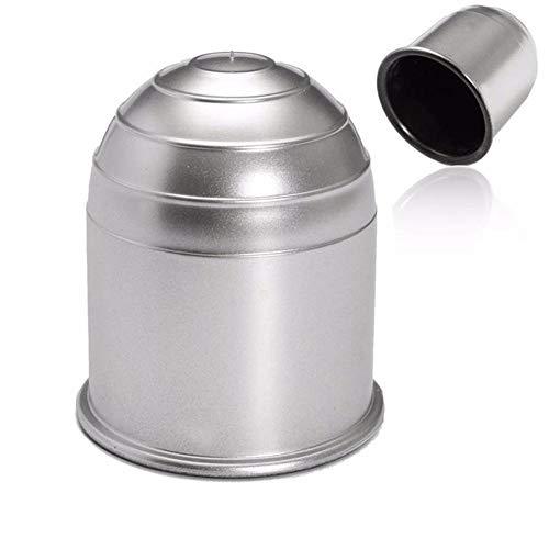 Acabado en cromo towball Cubierta Tapa para caber estándar 50mm towball Remolque Motor Home