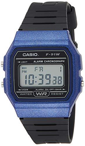 Casio F-91WM-2A Reloj de Pulsera Unisex