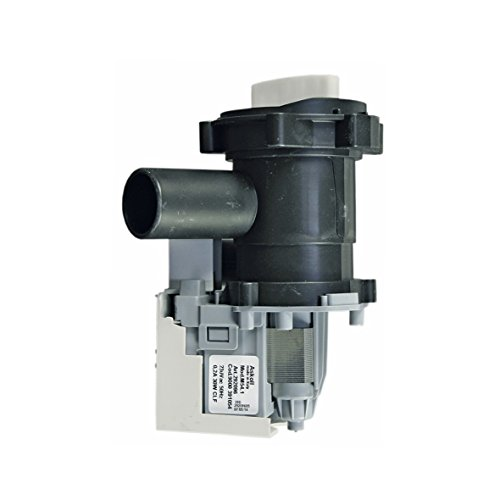 Bosch Siemens 00145787 00145787 ORIGINAL Ablaufpumpe Magnetpumpe Magnettechnikpumpe Laugenpumpe Pumpe Askoll 30W Waschmaschine auch Hitachi Lynx Neckermann Profilo Quelle Superser Constructa Balay