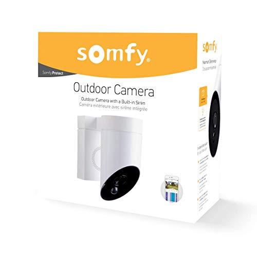 Caméra de surveillance extérieur Somfy 2