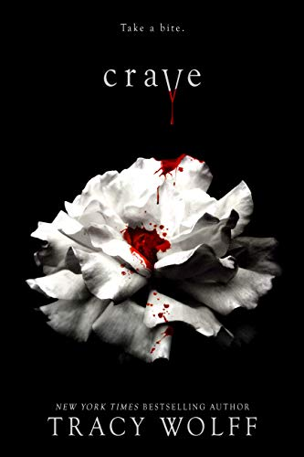 Crave: the addictive paranormal fantasy - with a bite (English Edition)