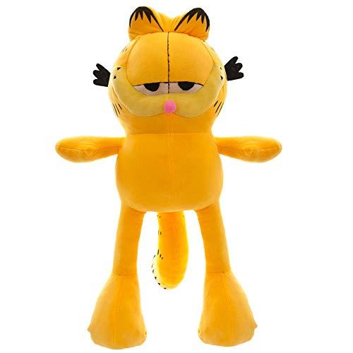Recordever Garfield Pop Knuffel Verjaardagscadeau Voor Meisjes Grote Lappenpop Schattige Schattige Pop-garfield _150cm (3.5kg)