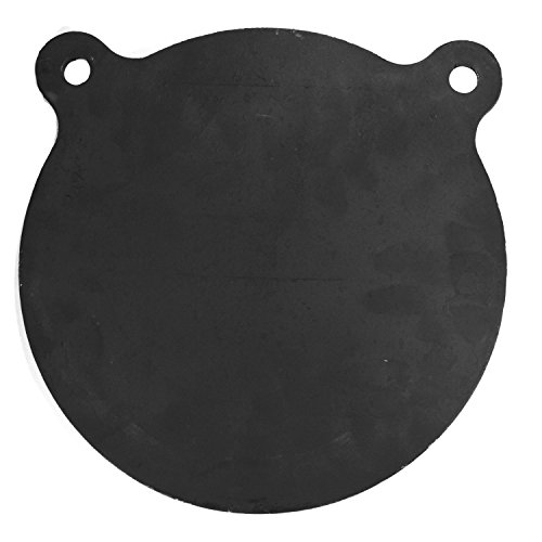High Caliber 8' x 3/8' AR500 Pistol Targets