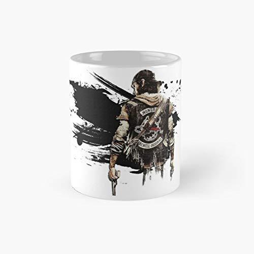 Days Gone Classic Mug | Best Gift Funny Coffee Mugs 11 Oz